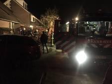 Veel rook bij woningbrand in Ermelo