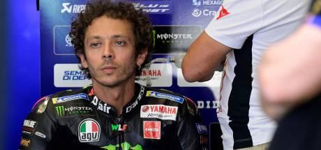 Valentino Rossi, testé positif, manquera le Grand Prix d'Aragon en MotoGP