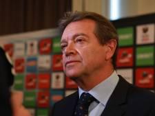 Footgate: le manager de La Gantoise Michel Louwagie entendu mercredi