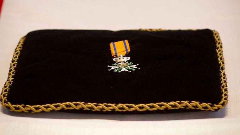 De Militaire Willems-Orde Beeld anp