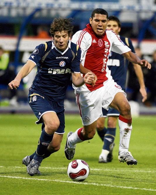 Hedwiges Maduro kwam tot 107 wedstrijden voor Ajax.