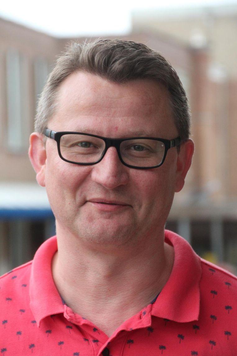Directeur Werner Rasschaert.