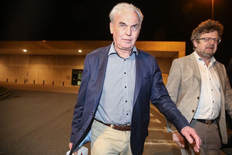 Dokter André Gyselbrecht mag sinds begin dit jaar al 's weekends de gevangenis verlaten.