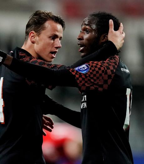 Helmond Sport onderzoekt incident rondom PSV'er Sidibe: 'Wij zijn tegen iedere vorm van racisme'