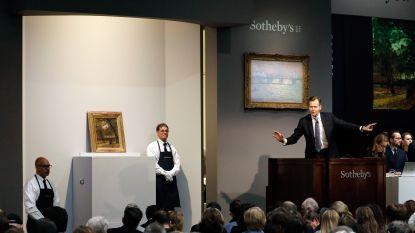 Twee schilderijen van Van Gogh in New York geveild voor miljoenen
