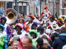 Massale belangstelling voor aankomst van Sint in Zevenbergen