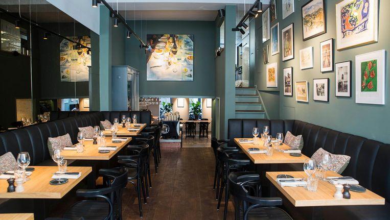 Restaurant Arles in De Pijp Beeld Charlotte Odijk