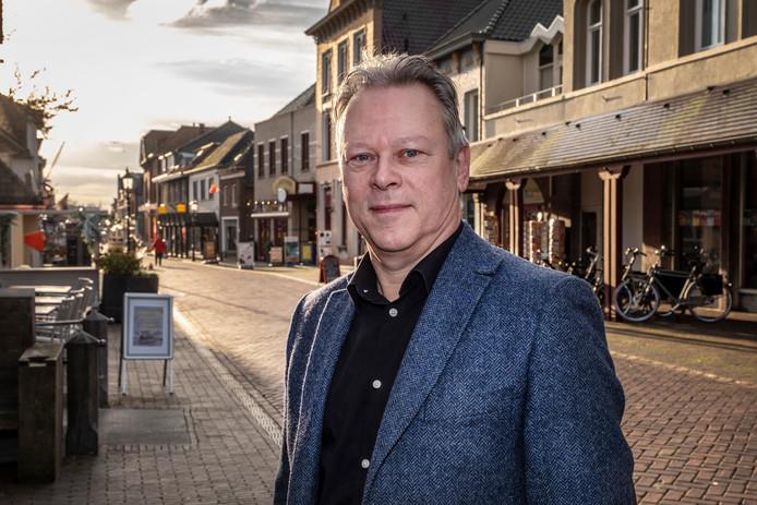 Ron Vierboom is de nieuwe centrummanager.