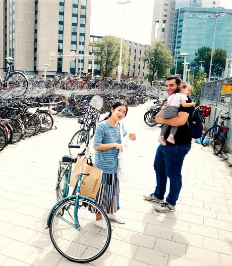 Let op: haal vandaag nog je fiets weg bij de stalling op het Westplein in Utrecht