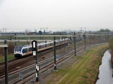 Minder treinen tussen Geldermalsen en Den Bosch vanmiddag