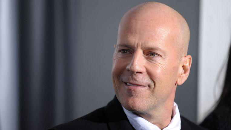 Bruce Willis. Beeld AFP