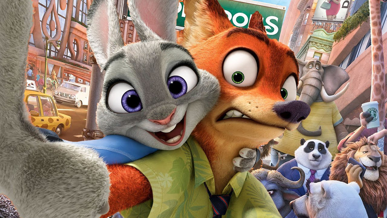 'Zootopia' Beeld Disney