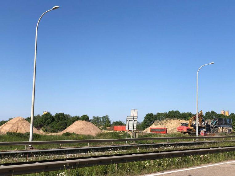 De site Lovensteen in Bost blijft voorlopig zonder breekwerf.