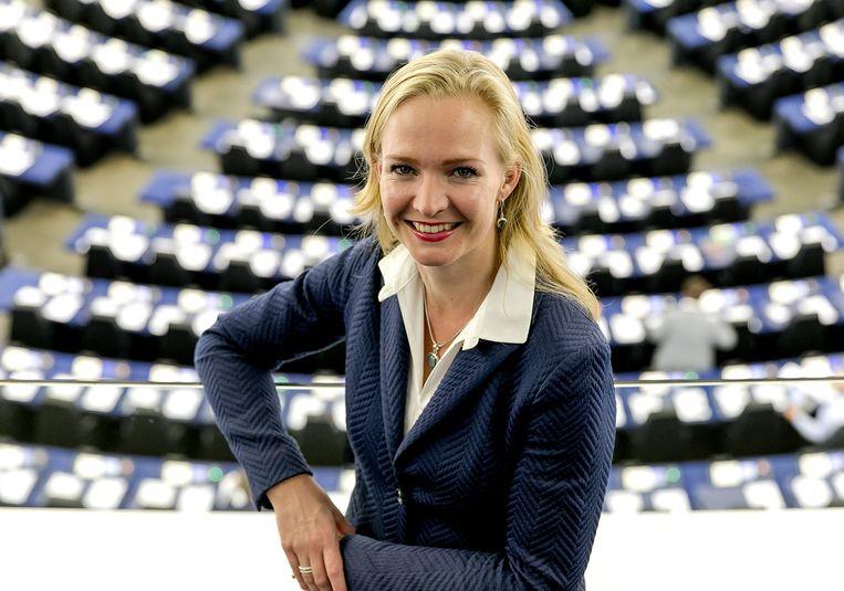 Marietje Schaake. Beeld anp