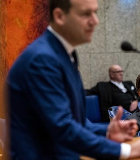 Rutte: geen beloftes aan Klaver voor steun