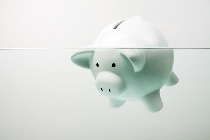 In mei 2013 piekte het aantal uitgesproken faillissementen.