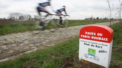 De winnaar van Parijs-Roubaix komt het Bos van Wallers uit in de top vijf