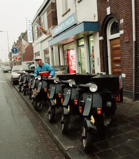 Bezorgpizza met Bredase bodem: Domino's begon 30 jaar geleden aan de Haagdijk