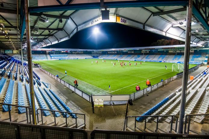Stadion De Vijverberg van De Graafschap