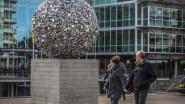 Vandalen die kunstwerk Beaufort vernielen voor rechter