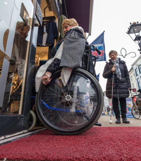 Kun je als gehandicapte makkelijk winkelen in Terneuzen?