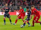Bayern walst over Rode Ster Belgrado heen