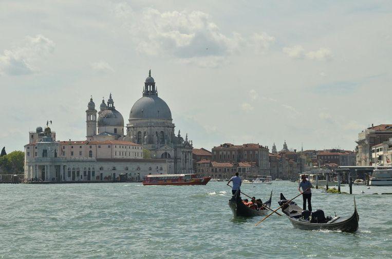 'Venetië, die stad is volkomen up-lifting voor je ziel.' Beeld