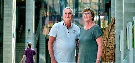 Na jaren in hetzelfde ziekenhuis zwaait 'zorgechtpaar' Wil en Rob samen af