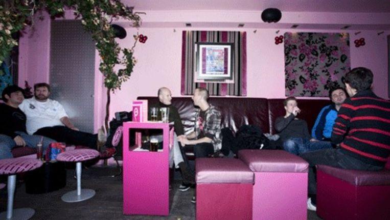 Café Prik in de Spuistraat. Foto Jan van Breda Beeld