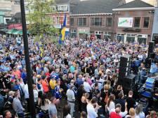 Tilburg Trappers gehuldigd: 'Op naar promotie in Duitsland!'