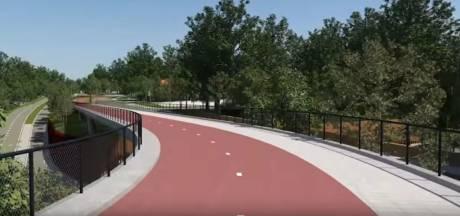 Hoe veilig wordt het fietsviaduct van de westelijke rondweg?