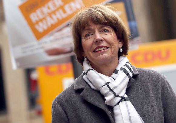 Henriette Reker, burgemeester van Keulen.