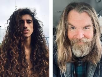 Vikings anno 2021: op dit online forum pronken mannen met hun weelderige lange haren