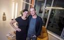 Marike en Ferdinand: ,,Aan onze ontwerpen zit niets wat op den duur kan vervelen.''