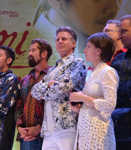 Toevallig acteur uit Doesburg belandt op rode loper in Indonesisch Soerabaja: 'Bizar dit'