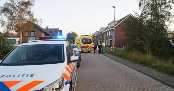 Fietser gewond door aanrijding met auto in Elshout.