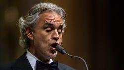 Na 14 jaar nieuw materiaal van Andrea Bocelli