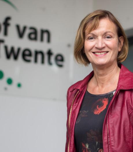 Alice Olde Reuver of Briel lijsttrekker voor D66 Hof van Twente