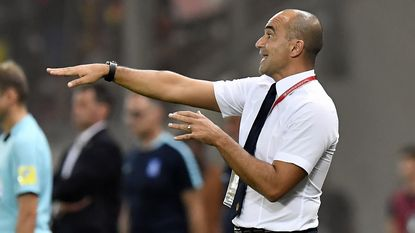 """Roberto Martinez: """"Het ging vandaag enkel en alleen om winnen"""""""