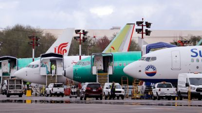 Boeing levert vijfde minder nieuwe vliegtuigen