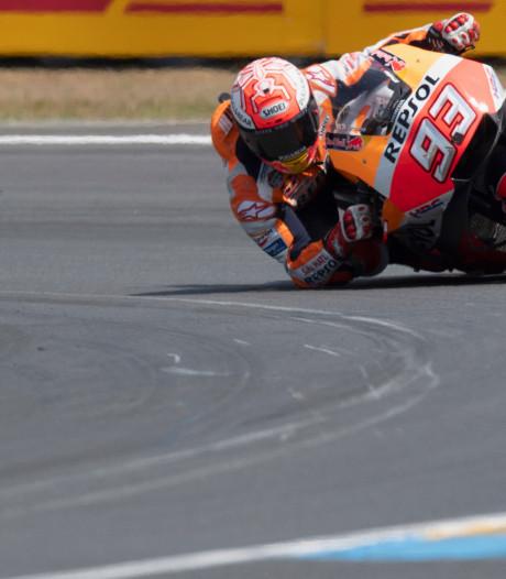 'Motorracer Márquez mag Formule 1-bolide testen'