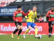 NEC houdt koploper Cambuur op doelpuntloos gelijkspel
