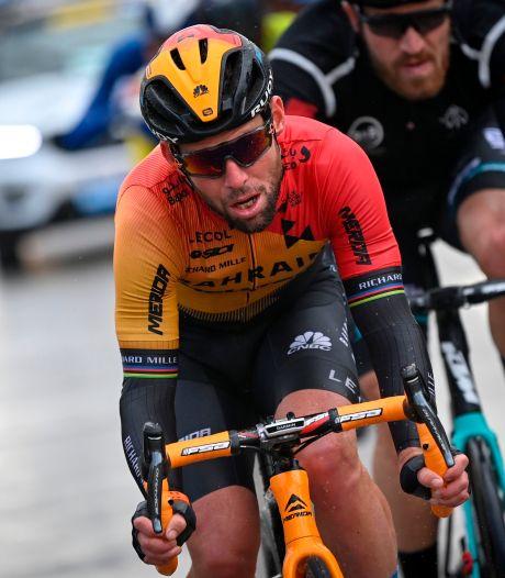 Cavendish in tranen: 'Dit was misschien wel mijn laatste wedstrijd'