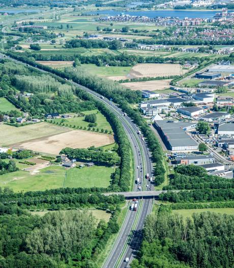 A73 naar het zuiden dit weekeinde dicht, extra reistijd 20 minuten