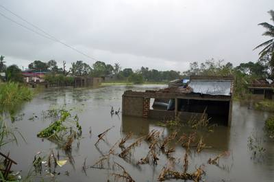 Cycloon Idai eist al driehonderd doden in Afrika