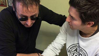 """Matteo Simoni en Dennis Black Magic werken aan script voor 'Zillion'-film: """"Zo kan hij al mijn gedragingen overnemen"""""""