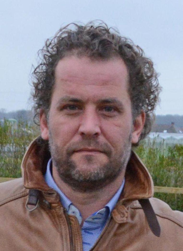 Organisator Nic Vermaut.