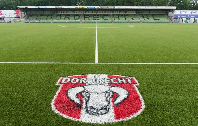 FC Dordrecht, foto ter illustratie.