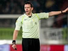 Lindhout scheidsrechter bij FC Emmen-GA Eagles