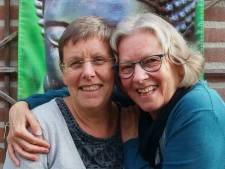 Francien uit Bergeijk ontdekte ook mooie kanten van Alzheimer toen haar zus Wilma die ziekte kreeg